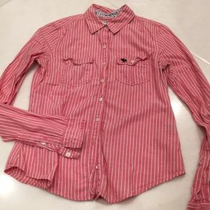 Abercrombie and Fitch button down shirt